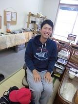 岩本鉄平様(南足柄市)大学生・バレーボール